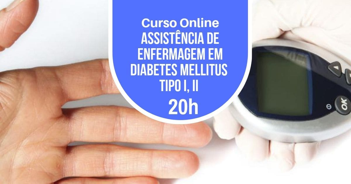 O Diabetes Mellitus é uma doença endócrina de causas multifatoriais e está relacionado diretamente à produção insuficiente de